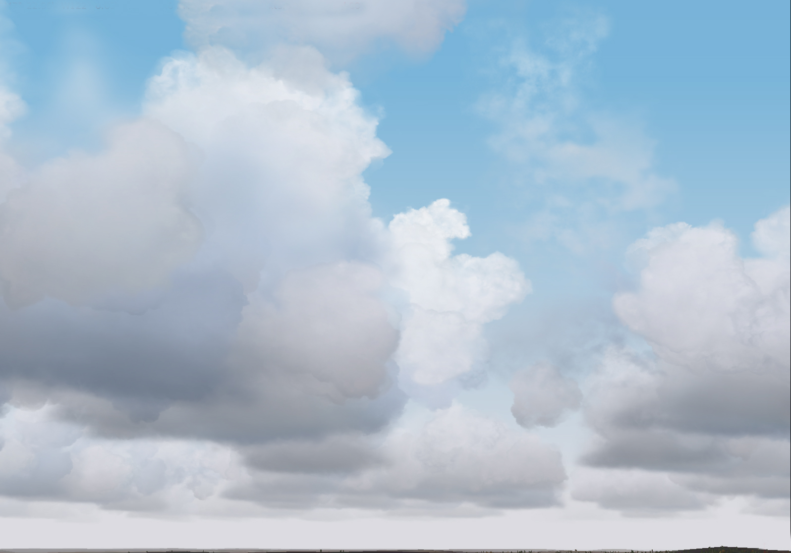 Cloud Rendering